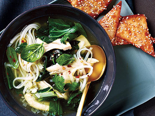 Thai Chicken Soup Recipe