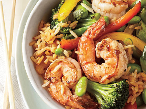 1404 Shrimp Fried Rice
