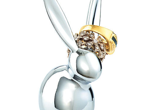 1205 Zoola Bunny Ring Holder