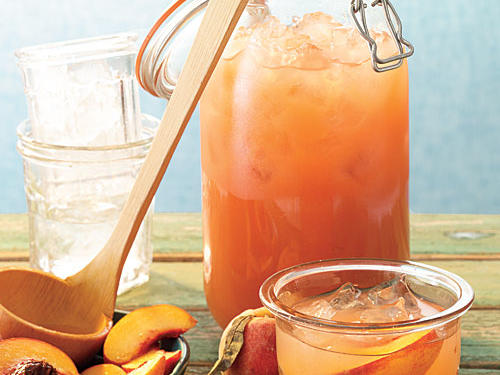 Peach Lemonade Recipe