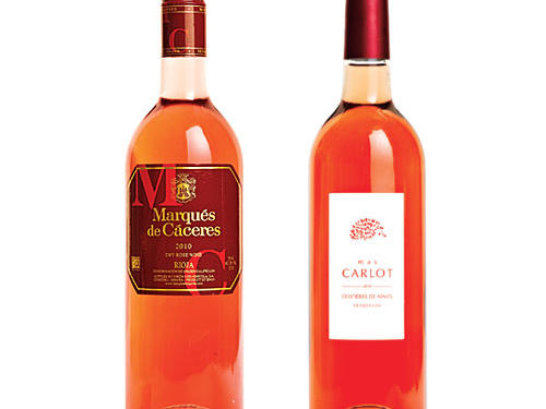 Match #2: A Fruity But Gutsy Rosé