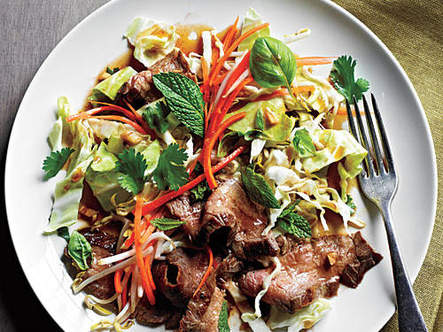 Thai Steak Salad Recipe