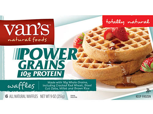 Van's Power Grains Waffles