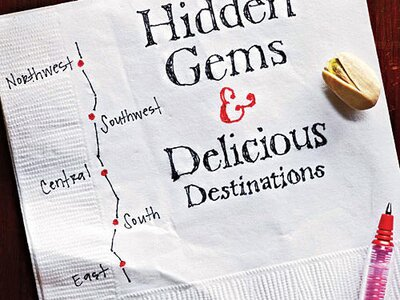 Hidden Gems and Delicious Food Destinations - Cooking Light