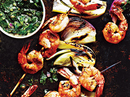 How to Grill Shrimp