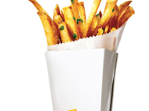 1304 Garlic and Herb Oven Fries