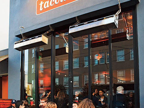 San Francisco Restaurants: Tacolicious