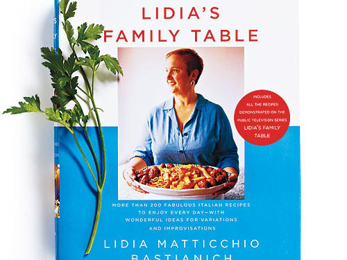 1211 Lidia's Family Table