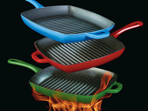 10. Cast iron makes a comeback