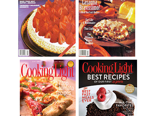 Cooking Light Covers