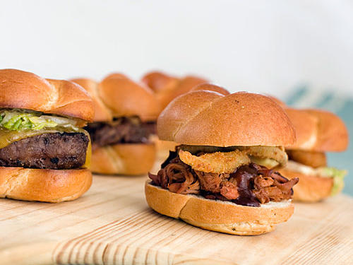 Houlihan's Pot Roast Slider