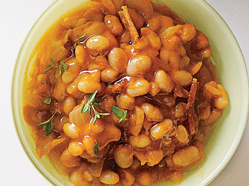 Quick Classic Baked Beans