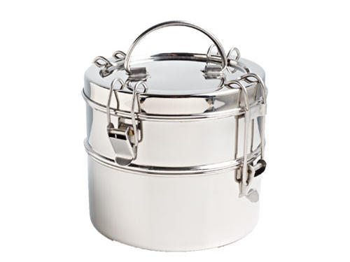 To-Go Ware Snack Stack Stainless Steel Food Carrier
