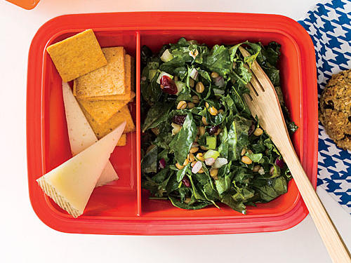 Insulated To-Go Food Container