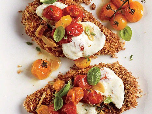 Chicken Parmesan Recipe Makeover
