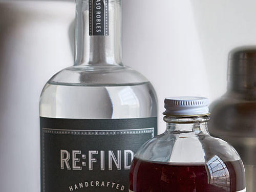 Re:Find Botanical Brandy (Gin-Style)