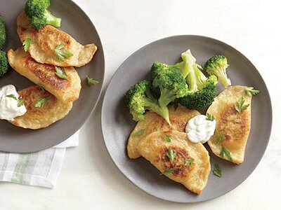 Kid Friendly Potato Pierogies Cooking Light
