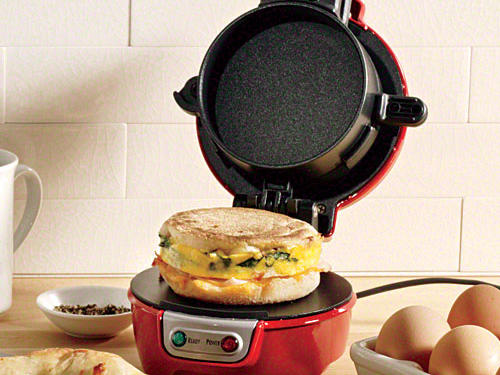 Hamilton Beach's Breakfast Sandwich Maker