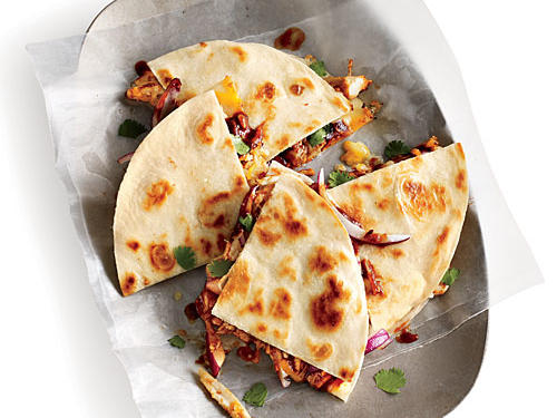 Low Calorie Quesadillas
