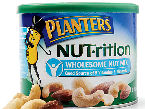 Planters NUTrition Wholesome Nut Mix