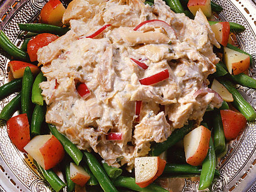 1211 1987: Tarragon Chicken Salad
