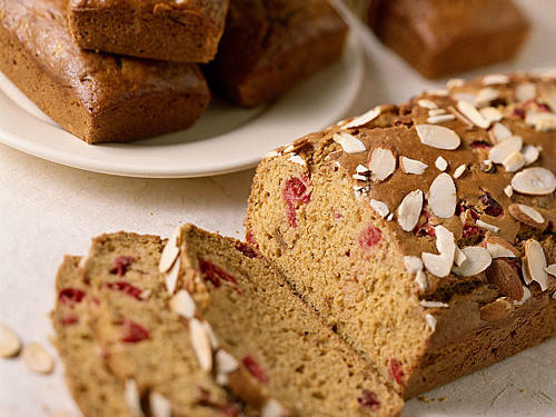 1211 Cranberry-Sweet Potato Quick Bread
