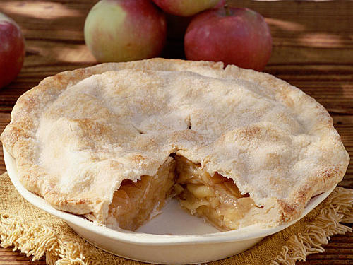 Apple-Cider Pie
