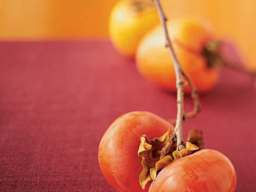 Persimmons: In Season & Worth Trying