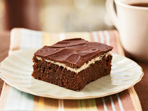 These brownies are dense, fudgy, and seriously good.