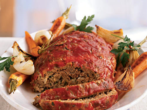 1203w Classic Meat Loaf