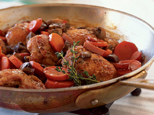 Quick Coq au Vin Recipes