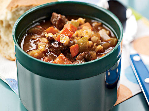 Beef and Barley Soup Recipes