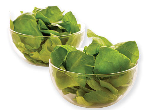 Leafy Greens Serving Size