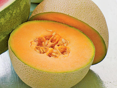 Is it a cantaloupe or a muskmelon?