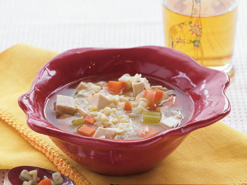 Alphabet Chicken Soup Recipe