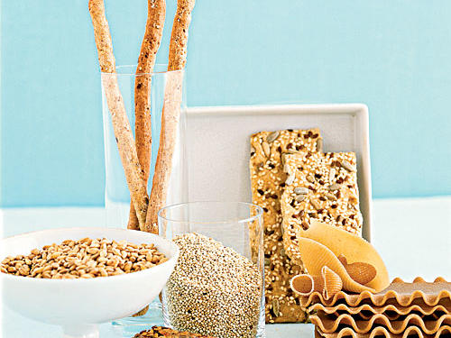 Vegetarian Principles: Whole Grains