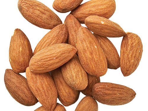 Grab a Handful of Almonds When Stressed