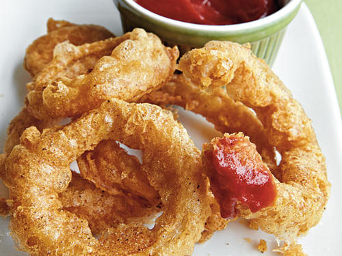 Diner-Style Onion Rings