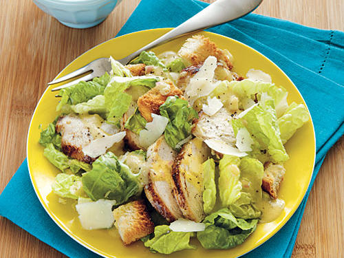 Lemon Caesar Salad
