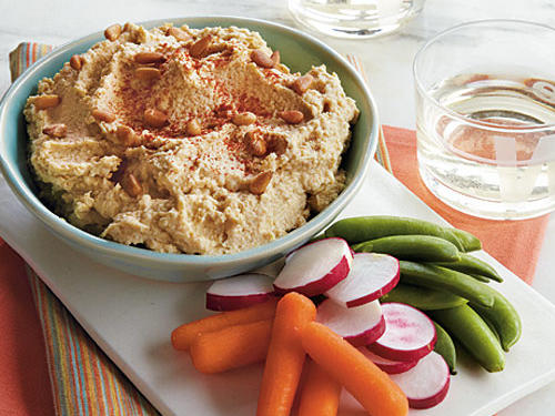 Happy-Hour Hummus