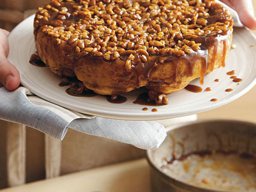 Make-Ahead Ooey-Gooey Sticky Buns