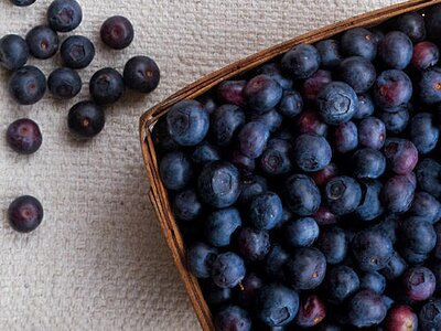 Guide To Blueberries Cooking Light