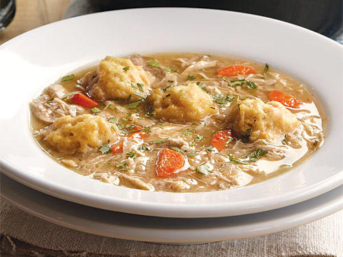 Missouri: Chicken and Dumplings