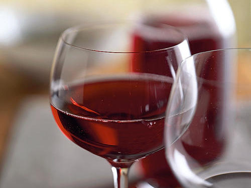 Drink Red Wine or Tea