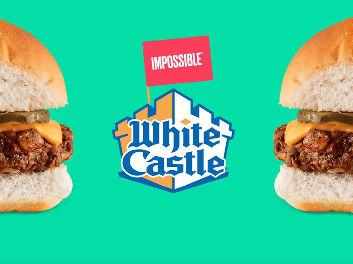 White Castle to Introduce Impossible Burger Sliders