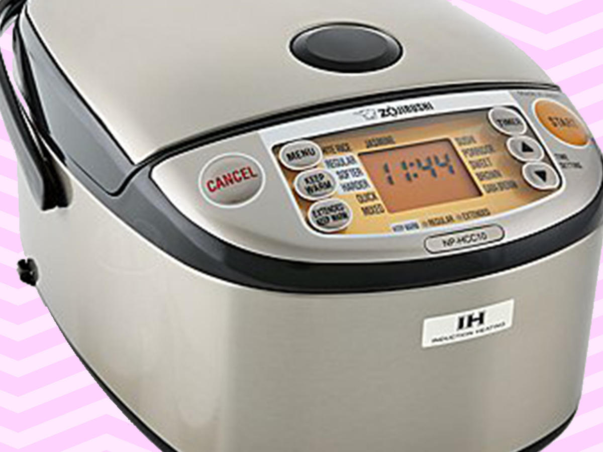 My Taiwanese Mother Insists This Is the Best Rice Cooker Ever