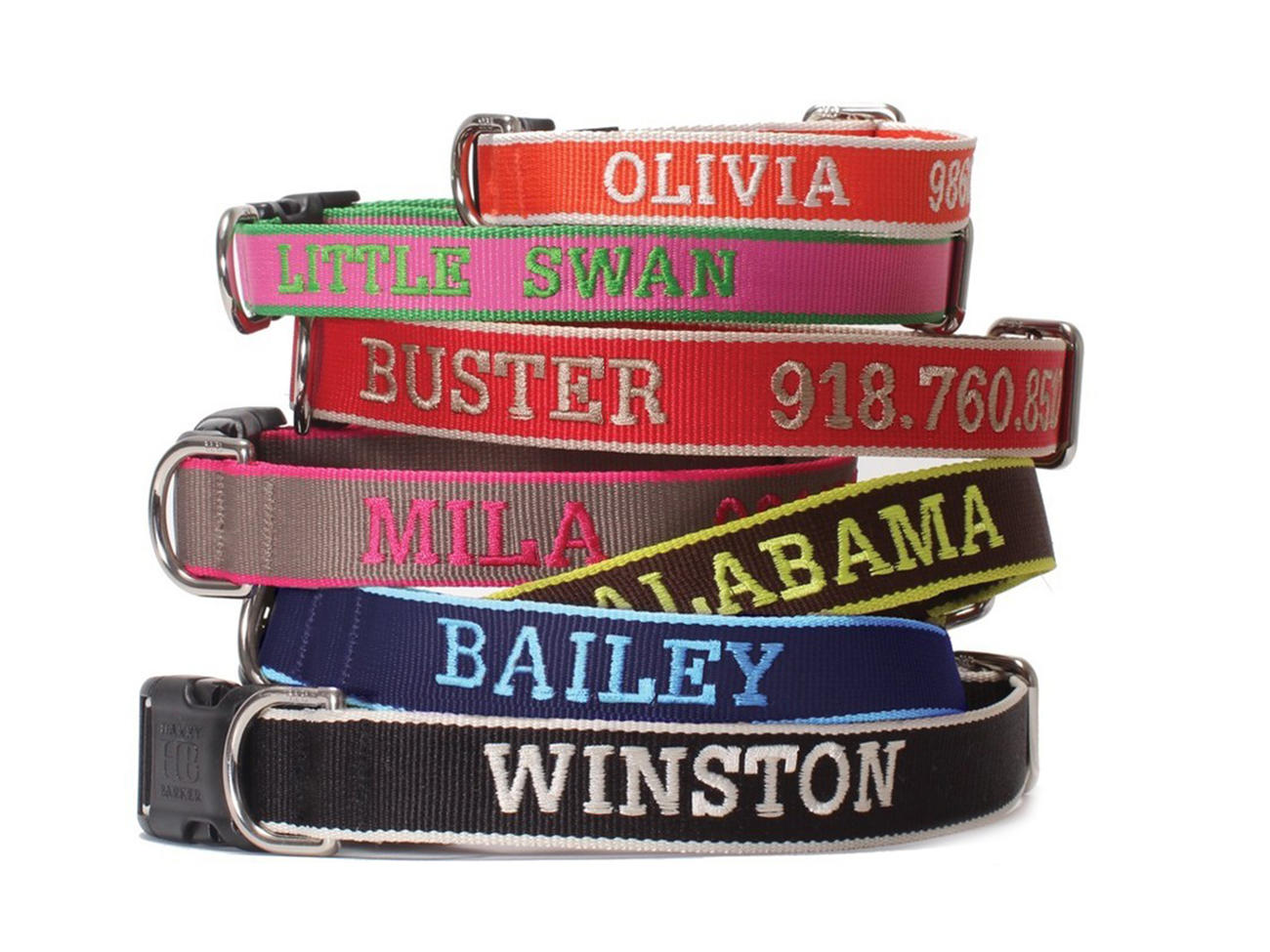 Chelsea Dog Collar Harry Barker