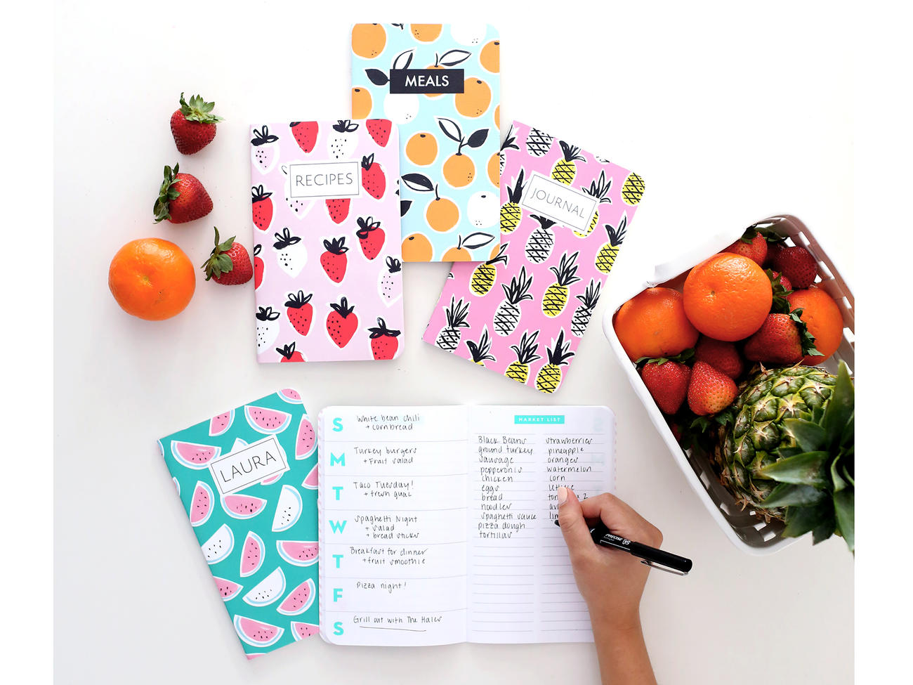 May Designs Meal Planner