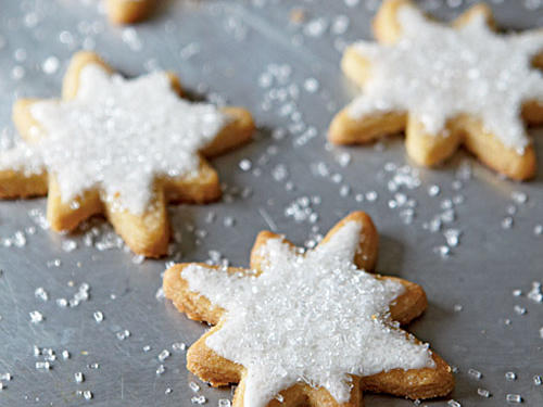 Iced Browned Butter Sugar Cookies Recipes