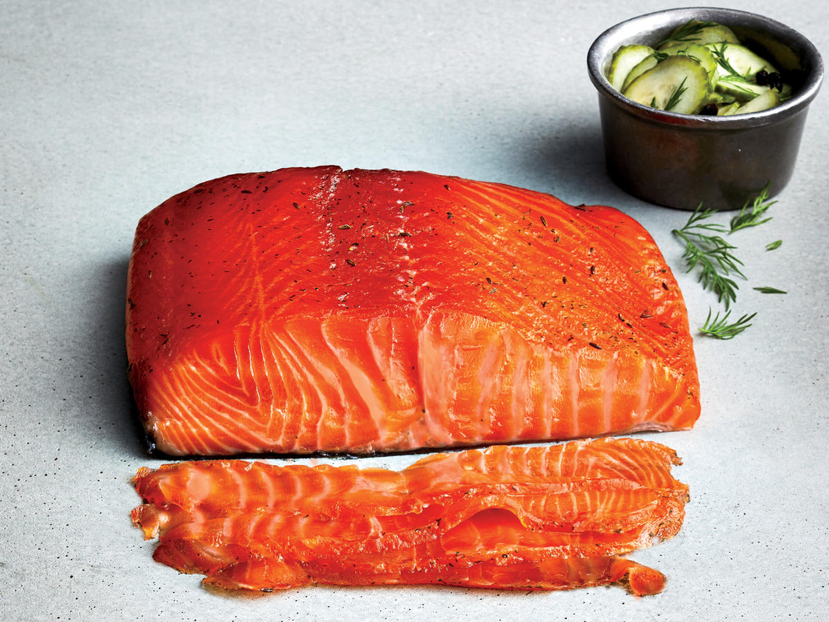 This Lower-Sodium Gravlax Will Be the Star of Your Next Brunch ...